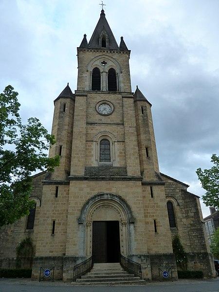 Église de Prayssac