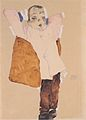 Egon Schiele - Knabe (Piccolo) - 1911.jpeg
