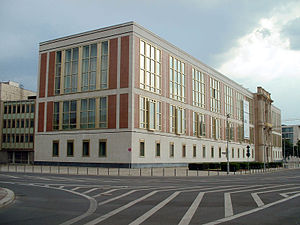 Cölln - Staatsrat building