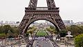 Eiffel Tower 1, Paris 8 October 2011.jpg