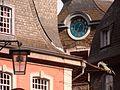 Ein-Zeiger-Uhr, Evangelische Stadtkirche Monschau (D) 002.JPG
