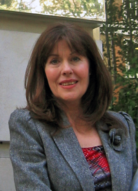 Elisabeth Sladen, interprète principale de Sarah Jane Smith.