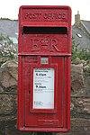 Elizabeth II Postbox, Harbour Road - geograph.org.uk - 1500907.jpg