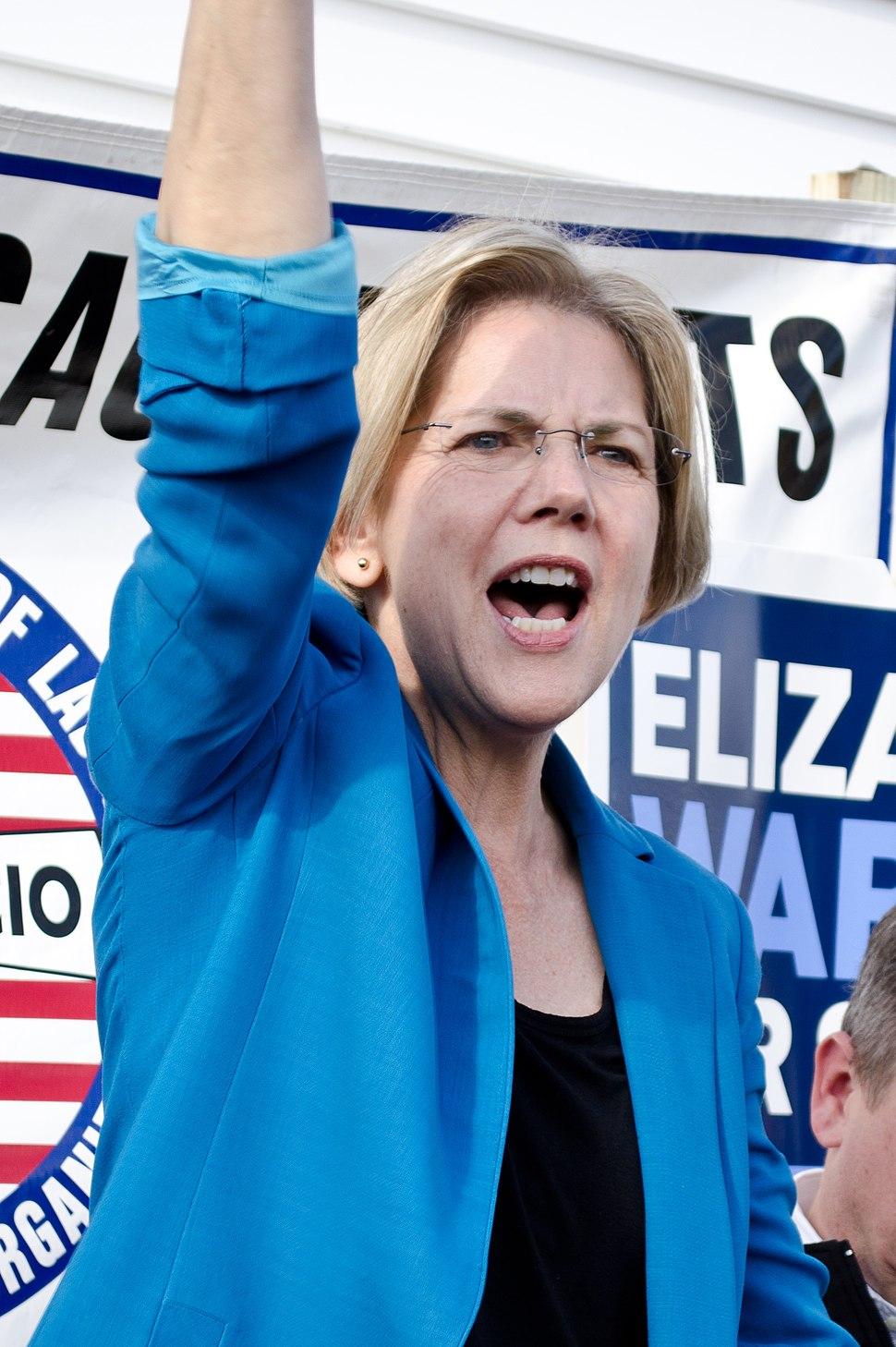 Elizabeth Warren Nov 2 2012