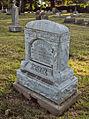 Elizabeth Zedel Monument, St. Paul's Lutheran Cemetery (Mount Oliver), 2015-08-23, 01.jpg
