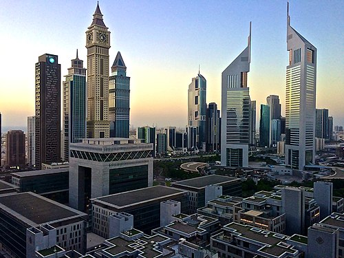 Thumbnail from Emirates Towers