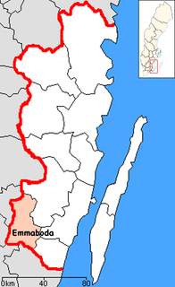 Emmaboda Municipality Municipality in Kalmar County, Sweden