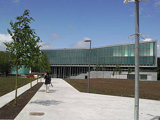 NUI Galway - Alice Perry Engineering Building