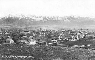 Enterprise, Oregon - Enterprise, c.1912