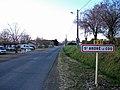 Entrée Saint-André-le-Coq par D 91 2016-03-17.JPG