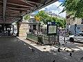 Entrée Station Métro Barbès Rochechouart Paris 1.jpg