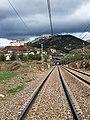 Entrada a Bubierca en tren.jpg