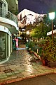 Epimenidou Street in Plaka. In the background the Acropolis.jpg