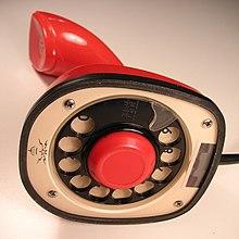 ERICOFON Ericsson Cobra/' Telephone Made in Sweden
