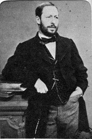 Ernest Boulanger (composer) - Ernest Boulanger (c. 1872)