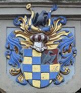 Esch Wegekreuz 1653 Wappen.jpg