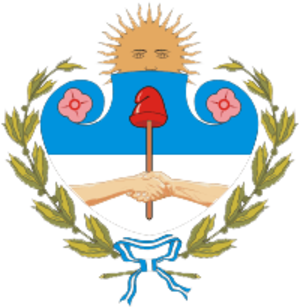 Governor of Jujuy Province - Image: Escudo COA Jujuy province argentina