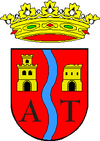Coat of arms of Agost