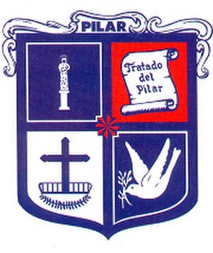 Pilar Partido - Image: Escudo del Partido Del Pilar
