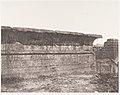 Esneh (Latopolis), Construction Ensablée - Paroi Extérieure - Corniche et Sculptures MET DP138586.jpg