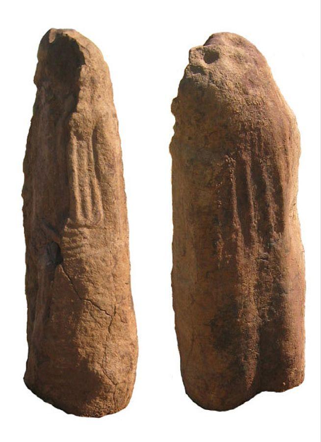 Statue-menhir of Ca l'Estrada