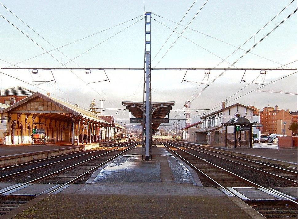 Estación de Miranda de Ebro
