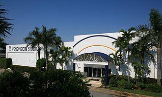 Grupo Cisneros - Venevisión Studios in Miami