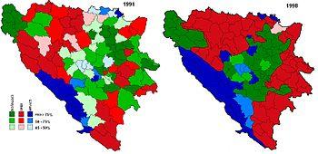Bosnian War Wikipedia
