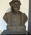 Eugène Bénet (sculpt) 76200 Dieppe, Jehan Ango, buste, Musée Château de Dieppe.jpg