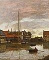 Eugen Jettel - Abend im Hafen (1882).jpg