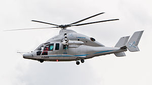 Eurocopter X3 - Eurocopter X³ at ILA Berlin Air Show 2012
