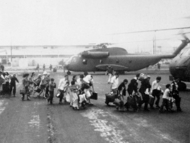 Evacuation from LZ39