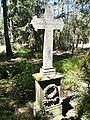 Evangelical cemetery in Stobnica, Notec Forest (Steinke).jpg