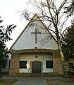 Evangelischer Friedhof Westerkappeln Friedhofskapelle 01.jpg