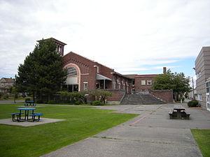 Everett High School (Washington) - The Little Theater