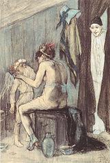 Venus und Cupido