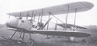 Royal Aircraft Factory F.E.2 - The second aircraft bearing the F.E.2 designation (1913).