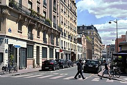 Image illustrative de l'article Rue La Vacquerie