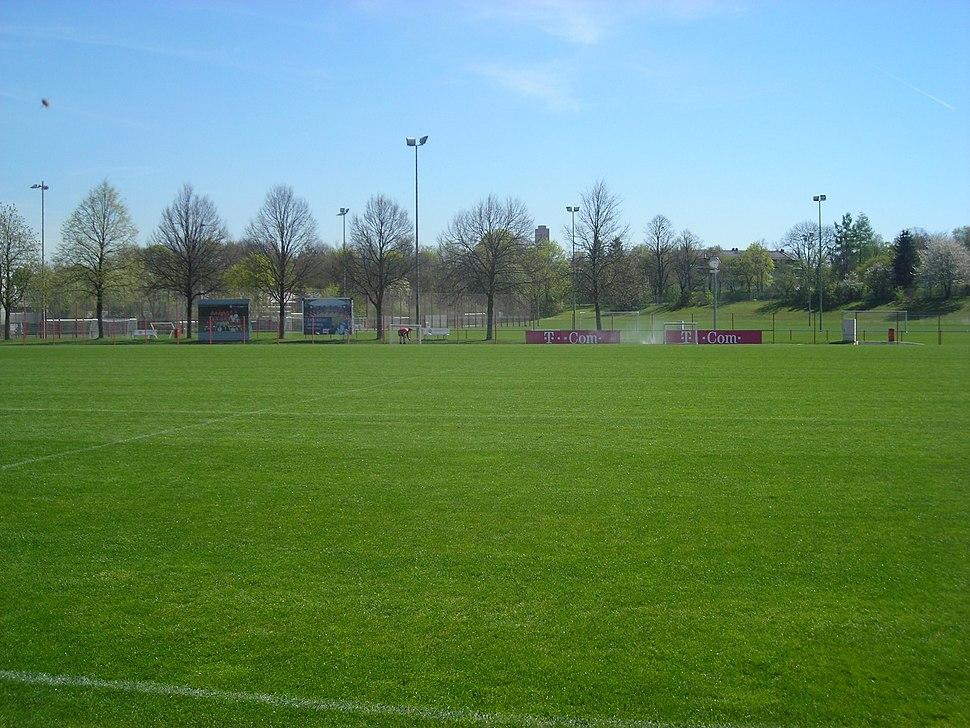 FCB-Trainingsplatz