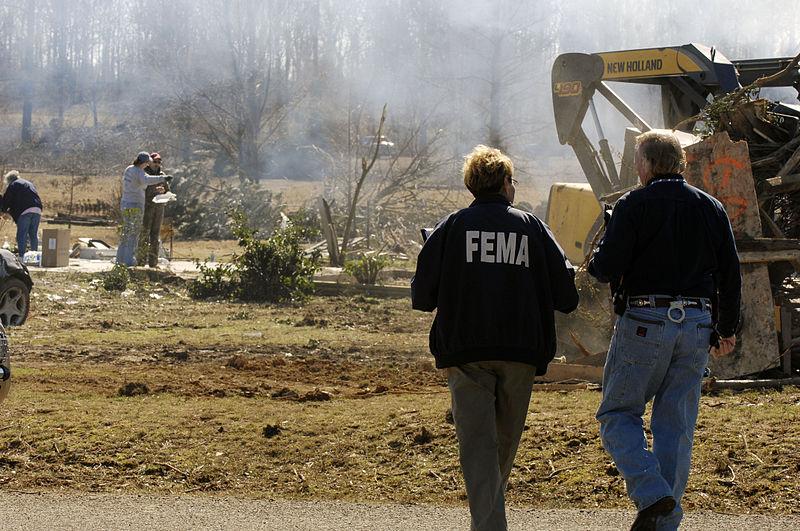 File:FEMA - 34180 - FEMA Community Relation representatives.jpg