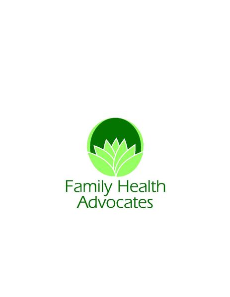 family health international logo. family health international