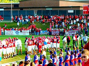 Fairport High School - FHS Homecoming Football Game