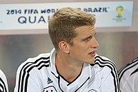 FIFA WC-qualification 2014 - Austria vs. Germany 2012-09-11 -Lars Bender 01.JPG