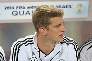 FIFA WC-qualification 2014 - Austria vs. Germany 2012-09-11 -Lars Bender 01.JPG