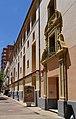 Façana del convent de sant Roc o Biblioteca Central, Gandia.JPG