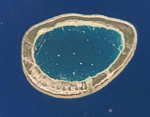 Fakahina - NASA picture of Fakahina Atoll