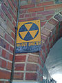 Fallout shelter sign in Southern Pines NC.jpg