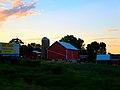 Farm with a Silo - panoramio (7).jpg