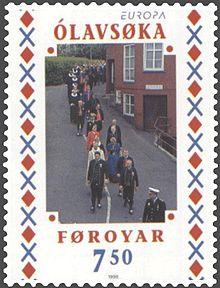 Ólavsøka - Wikipedia