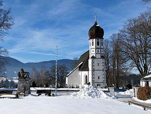 """Friedhofskirche """"Marä Schutz"""""""